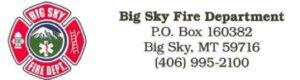 Big Sky Fire