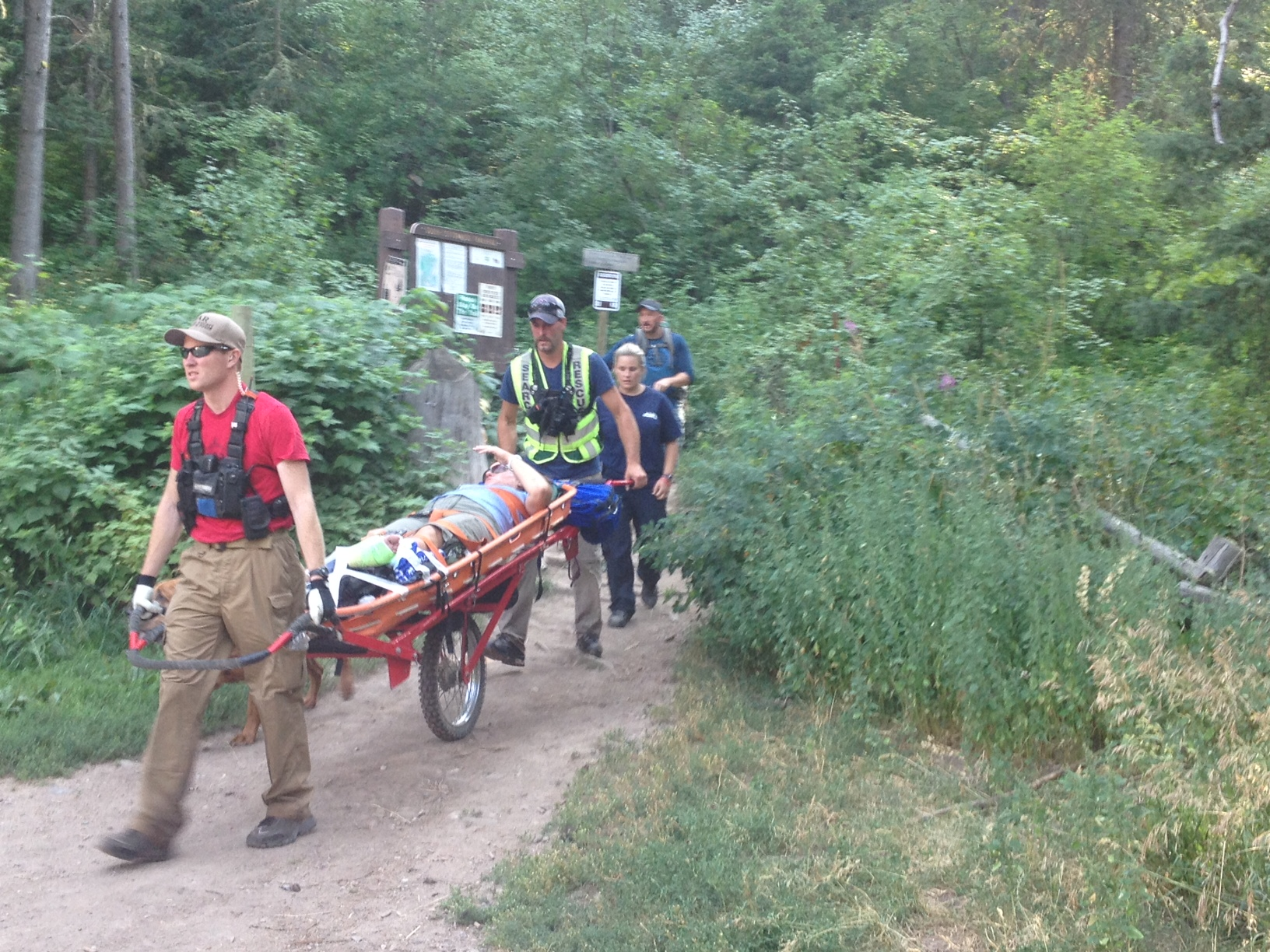 Cottonwood Bike Rescue